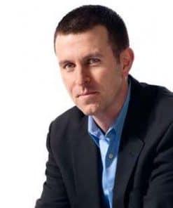 Author Jason Lauritsen