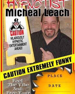 Michael Leach Hypnotist