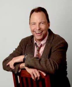 Comedian Frank King