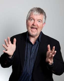 Glen Foster Stand Up Comedian