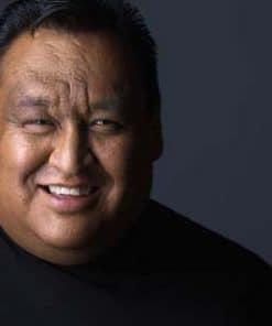 Howie Miller Aboriginal Comedian