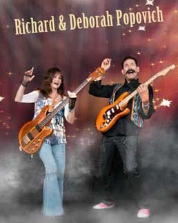 Richard and Deborah Popovich