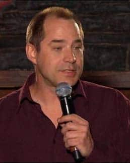 Rick Currie Stand Up Comedian