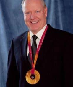Olympian Russ Howard