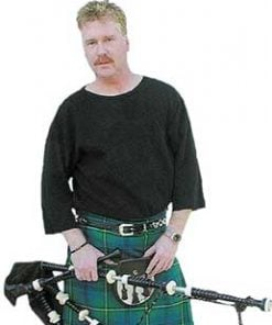 Johnny Bagpipes Johnston musical comedian