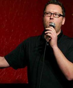Sean Lecomber Comedian