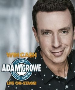 Adam Growe Trivia Quiz Show