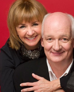 Colin Mochrie baby