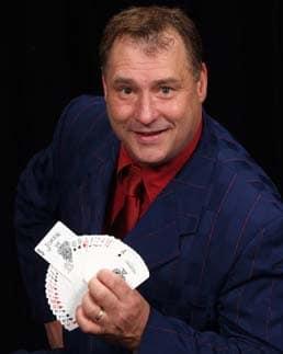 Rod Boss Corporate Magician
