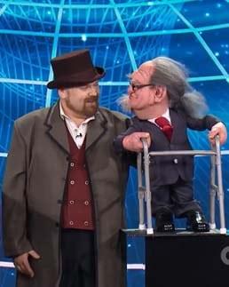 Damien James Vancouver Comedian Ventriloquist