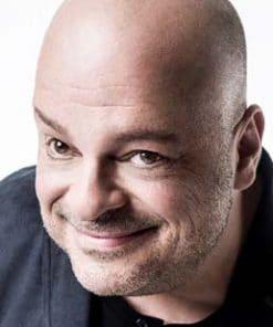 Sylvain Laroque Bilingual Comedian