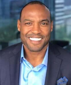 Darren Woodson Former Dallas Cowboys Star