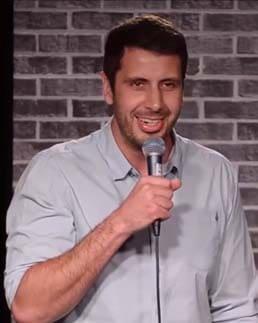 Joel Jeffrey regina comedians