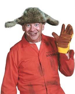 Calgary Comedian Steve Stubblejumpski
