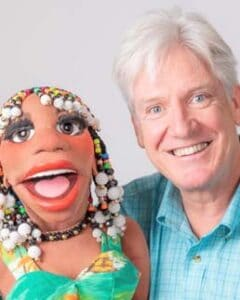 comedian ventriloquists matilda and patrick