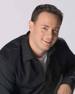 Edmonton Comedian Lars Callieou