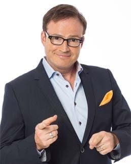 Toronto Comedian Steve Patterson