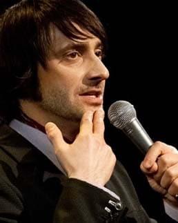Vancouver Comedian Patrick Mahila