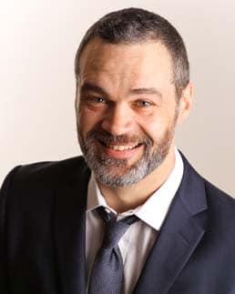 Winnipeg Comedian Dean Jenkinson