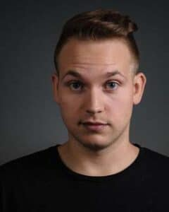 Winnipeg Comedian Matt Falk