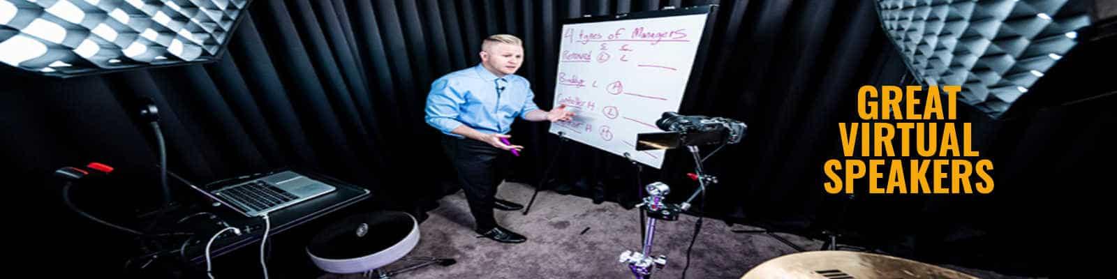 Virtual Keynote Speakers